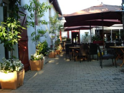 Terrasse restaurant Bègles