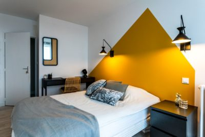 BULLE INTERIEURE Chambre