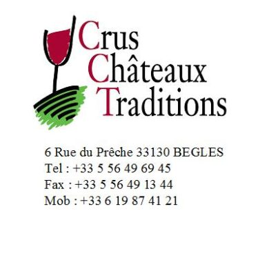 CRUS CHÂTEAUX TRADITION